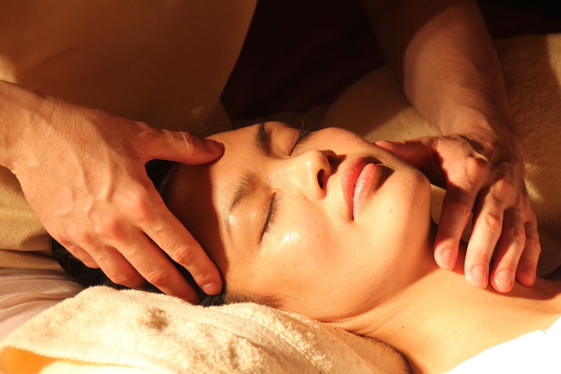relaxing massage valencia